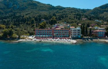 Krf, hotel Corfu Maris*