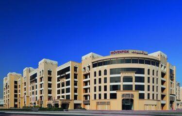Dubaj. hotel Mövenpick appartments