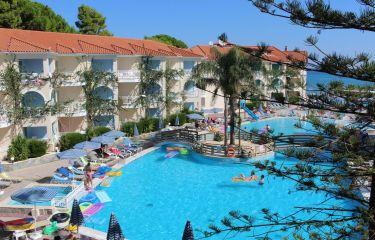 Zakintos, hotel Tsilivi Beach