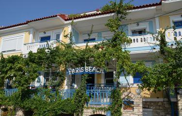 Samos, hotel Paris Beach