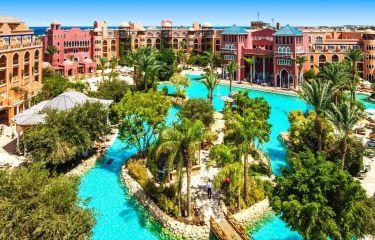 Hurgada, hotel Grand Resort
