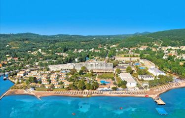 Krf, Hotel Messonghi Beach