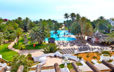 Zarzis, hotel Odyssee